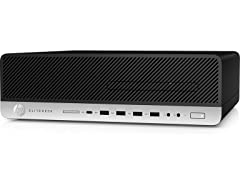 HP EliteDesk 800-G3 Intel i5 SFF Desktop