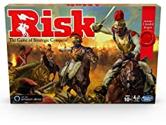 Risk Game with Special Dragon Token