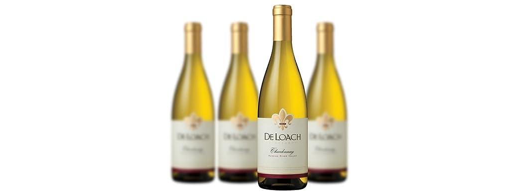 DeLoach Vineyards Chardonnay (4)