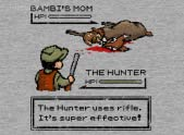 The Rifle is Super Effective!