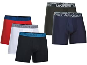 "Original Series 6"" Boxer Jock 2-Pack"