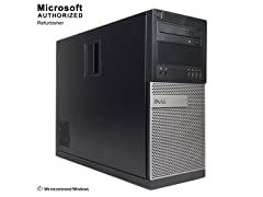 Dell Optiplex 9010 Intel i5 3470 Desktop