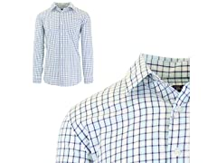 Slim Fit Dress Shirts With Chest Pocket