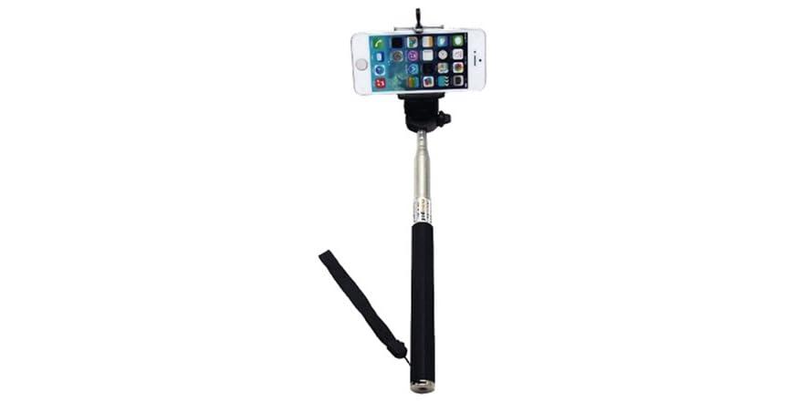 swisstek universal bt selfie stick w remote. Black Bedroom Furniture Sets. Home Design Ideas