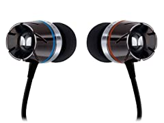 Monster Turbine High-Performance In-Ear Headphones