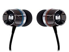 Monster Turbine High-Performance In-Ear Headphones