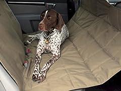 Hammock Car Seat Protector Exra Large, Tan