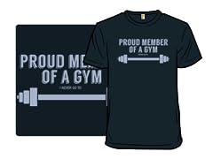 Gym Member