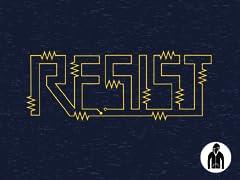 Resist LW Zip Hoodie