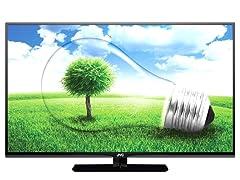 "JVC 39"" 1080p LED HDTV"