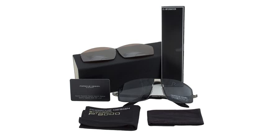 Porsche Design P8417 Sunglasses Fashion