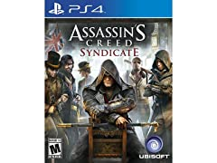 Assassin's Creed: Syndicate Standard PS4