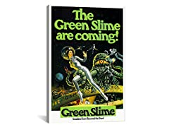 The Green Slime (2-Sizes)