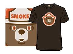 A Smokee Bear