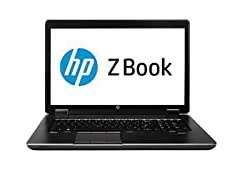 "HP ZBook 17.3"" Intel i7 Mobile Workstation"