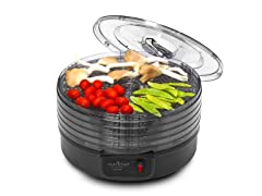 NUTRICHEF Large Capacity Electric Food Dehydrator