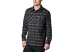 Columbia Men's Standard Outdoor Elements Stretch Flannel