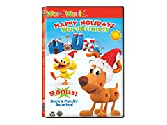 WordWorld DVD - Happy Holiday
