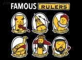 Famous Rulers