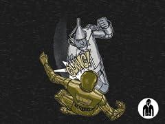 Tin: Old Skool LW Zip Hoodie