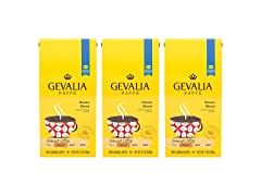 Gevalia House Blend Medium Roast Coffee,12 oz (Pack of 3)