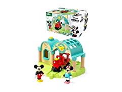Mickey Mouse Record & Play Station