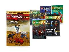 LEGO Ninjago Graphic Novels Books