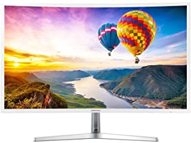 "Samsung 32"" Curved Full-HD LED Monitor"