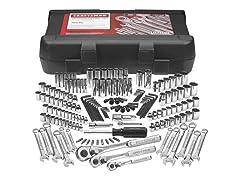 Craftsman 168-Piece Mechanic's Tool Set