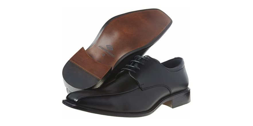 Joseph Abboud Shoes Black Frost