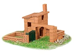 Teifoc Small House Construction Set