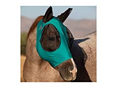 Comfort Fit Fly Mask Teal COB
