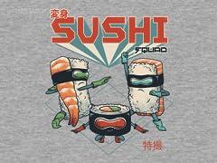 Sushi Squad
