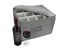 Deluxe Quilted Microfiber Storage Chest