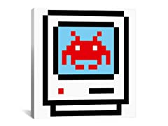 Computer Takeover Pixel Art 18x18 Thin