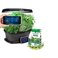 SurLaTable deals on AeroGarden Bounty Elite Wi-Fi with Gourmet Herbs Seed Pod Kit