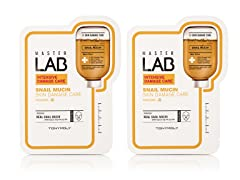 Master Lab Snail Mucin Mask - Twin Pack