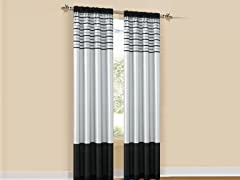 Set of 2: Cityscape Pair Panels - Platinum