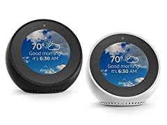 Echo Spot - Smart Alarm Clock with Alexa