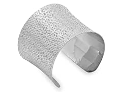 Stainless Steel Adjustable Rain Drop Cuff