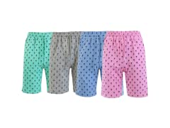Men's Printed French Terry Shorts