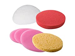 Set of Four - Deep Cleansing & Exfoliating Sponges