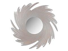 Noveau Wave Mirror