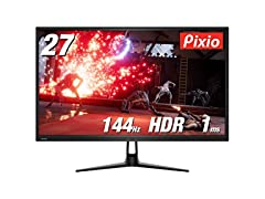 Pixio 27 inch Gaming Monitor