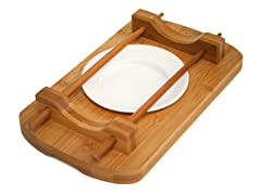Bamboo Sushi Serving Set