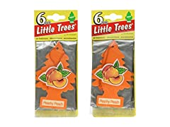 Little Trees Cardboard Hanging Air Freshener, 12-pack