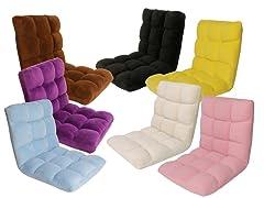 Adjustable Memory-Foam Gaming Chair