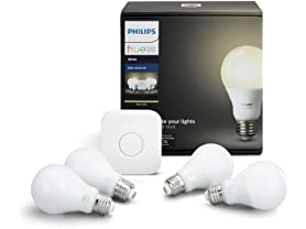 Philips Hue LED Smart Light Bulb Kit