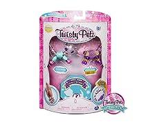 Twisty Petz Collectible Bracelet Set
