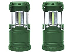 Bell+Howell TacLight Lantern 2-Pack